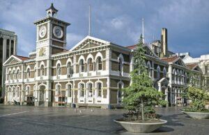 Christchurch city rebuild