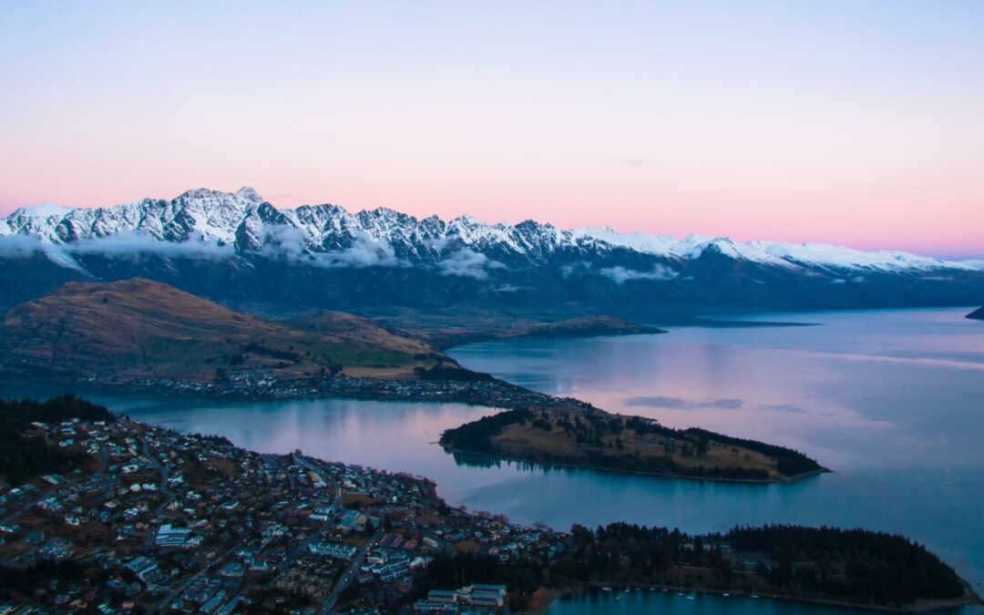 Cuatro Sectores en Auge para la Inversión Extranjera en Nueva Zelanda