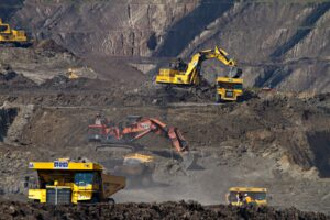 australia coal export mining