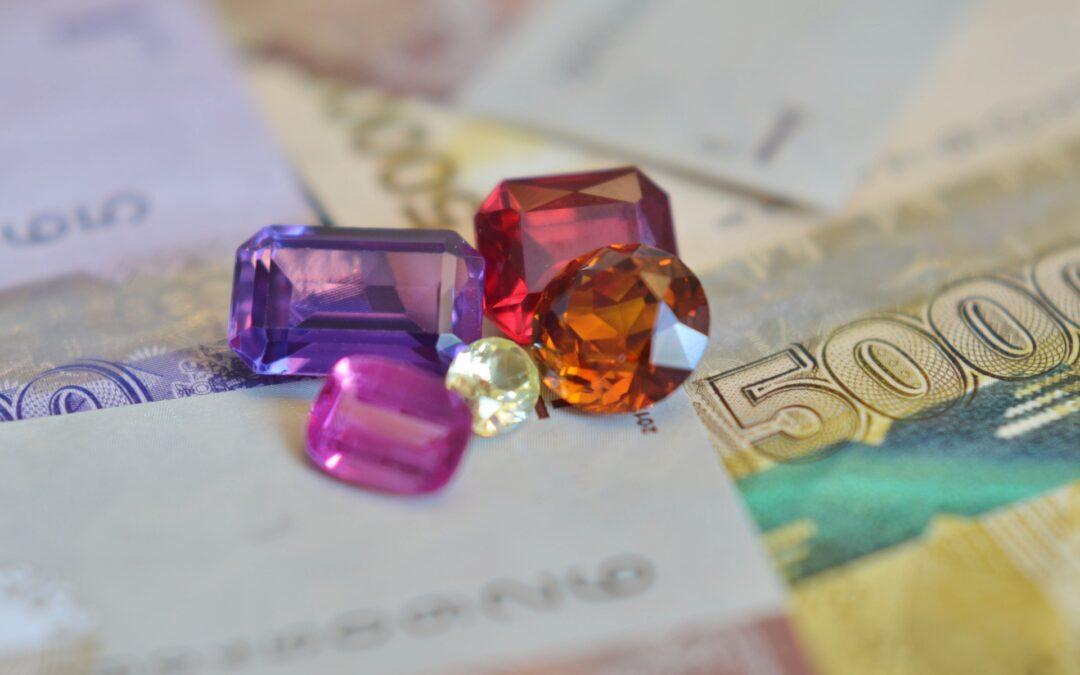 Opals and Emeralds: Precious Gem Industries in Australia and Latin America