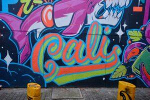 Cali Street art
