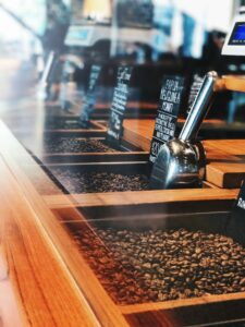 It's common to walk into a café in New Zealand's coffee-concentrated cities and find blends from all over the world.