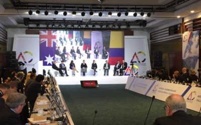 Biz Latin Hub Attends Inaugural Australia-Colombia Dialogue