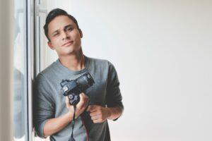 Photographer in Honduras