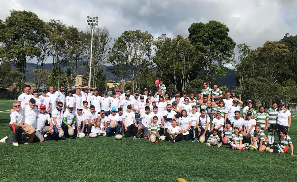 Fundación Buen Punto: Rugby 4 Peace 2019