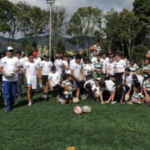 Fundacion Buen Punto Rugby 4 Peace