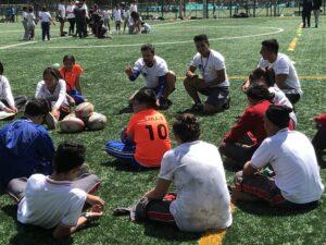 Fundacion Buen Punto Rugby4Peace