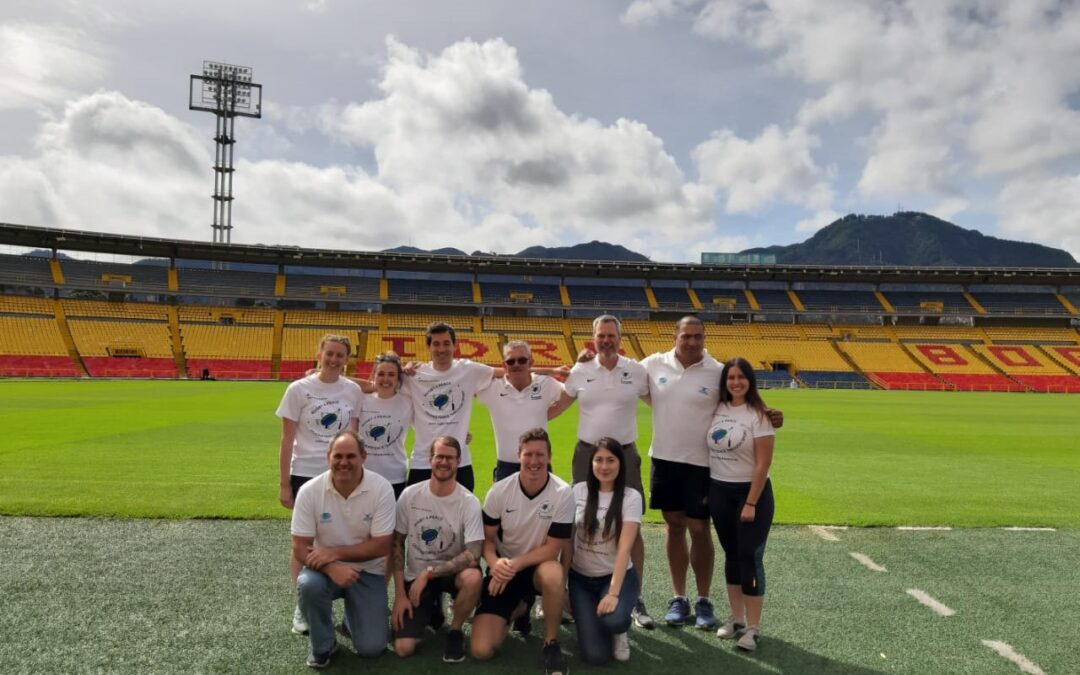 Bringing Rugby to Colombia to Instill Values in Young People