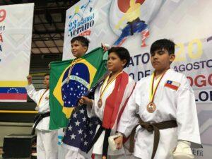 Boys Champs Panamerican Karate Championships