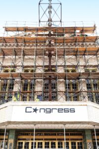 Construction and refurbishment benefits for hotel companies