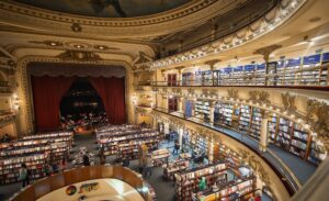 Buenos Aires holds over 280 theatres to cater to all types of audiences