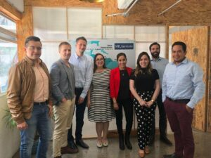 Biz Latin Hub Mexico team offering tips for business etiquette in Mexico
