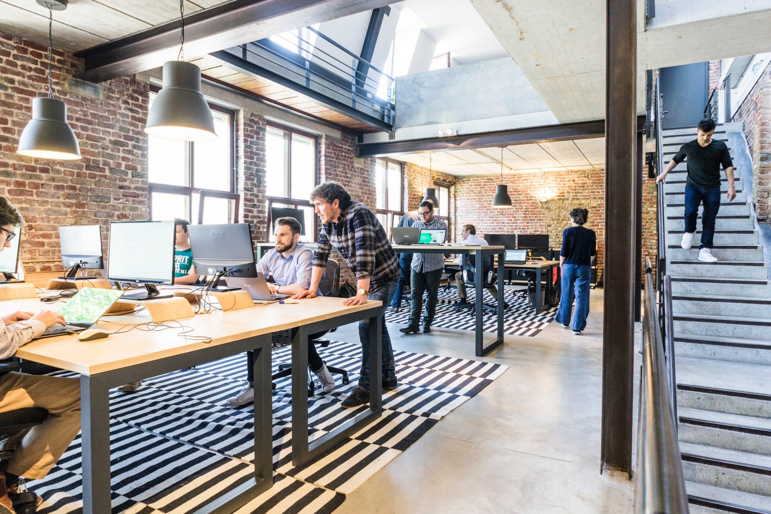 Oficinas para startups en Brasil