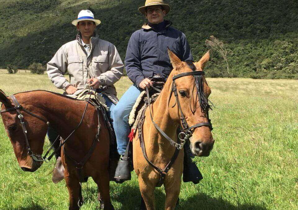 Conozca al Equipo: El Caballero Ecuatoriano – Ernesto 'Neto' Teran