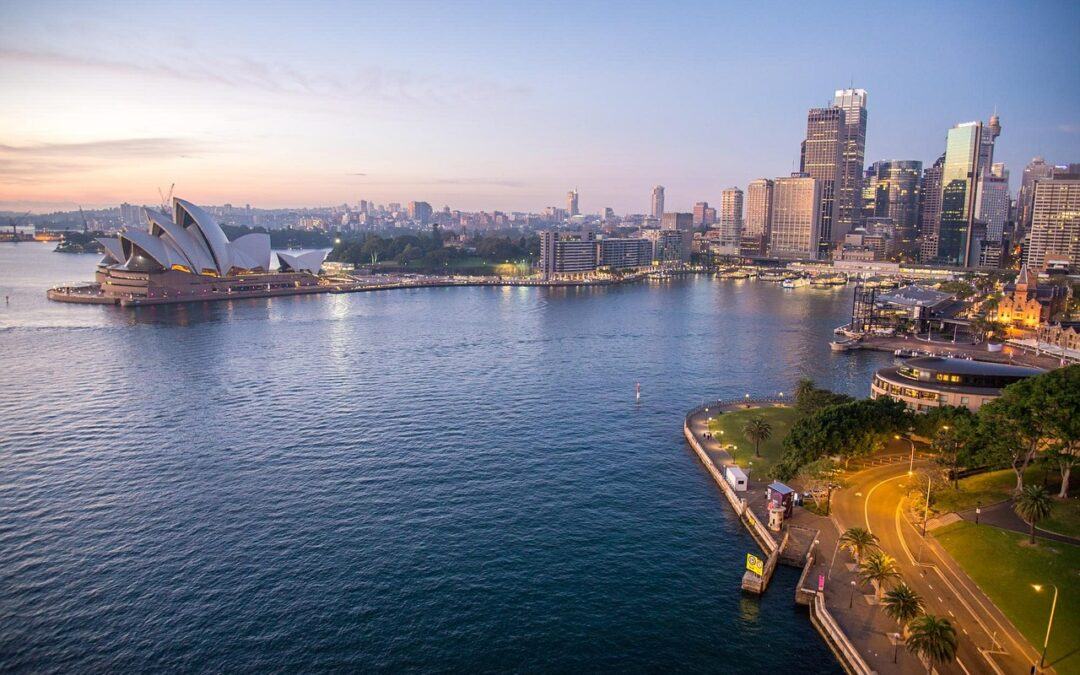 Martin Roa Skramstad: Connectivity and Trade between Australia and Latin America