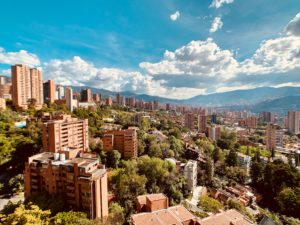 Medellín city: an increasingly popular city for doing business in Colombia