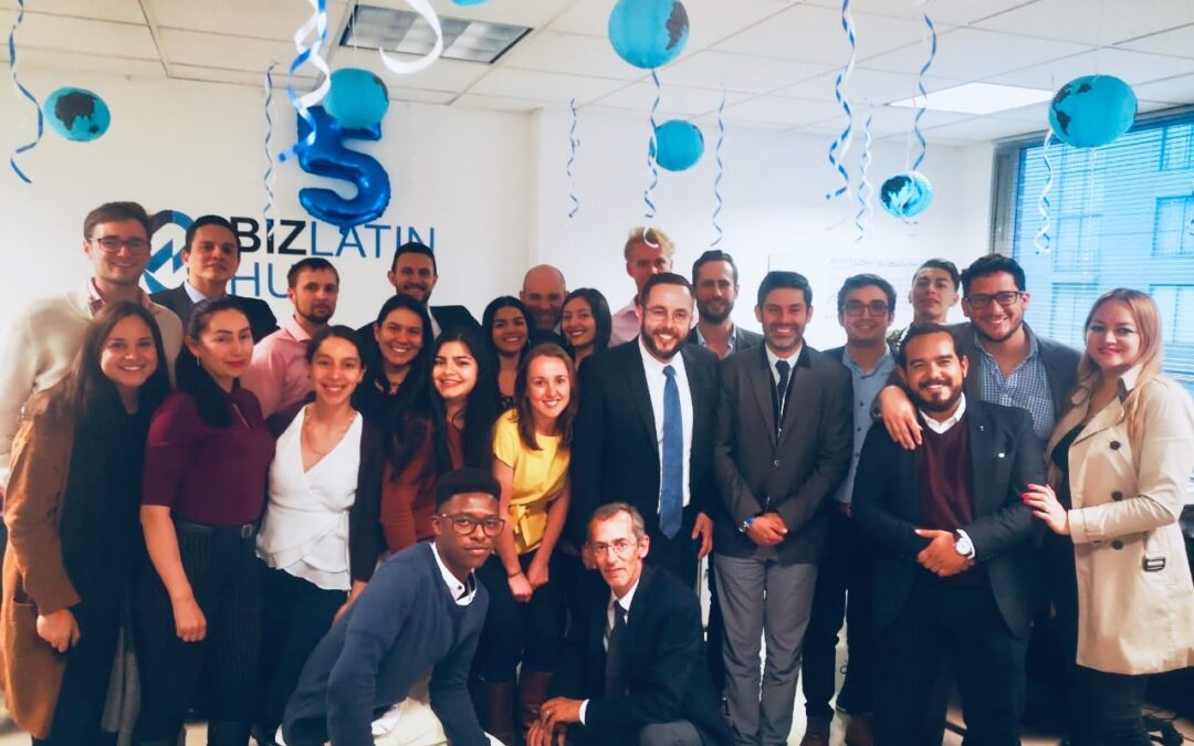 Biz Latin Hub Celebrates 5 Years of Doing Business in Latin America