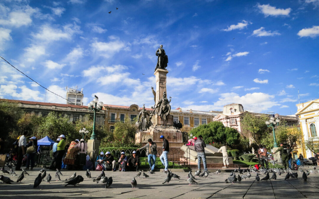 We're Expanding: Market Entry and Back-Office Services in Bolivia