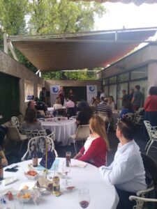 ANZMEX event in Mexico City
