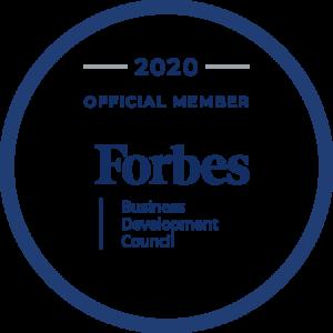 Forbes Business Development Council logo