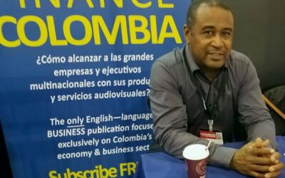 Business and Finance Expert Loren Moss Discusses Commerce in Colombia
