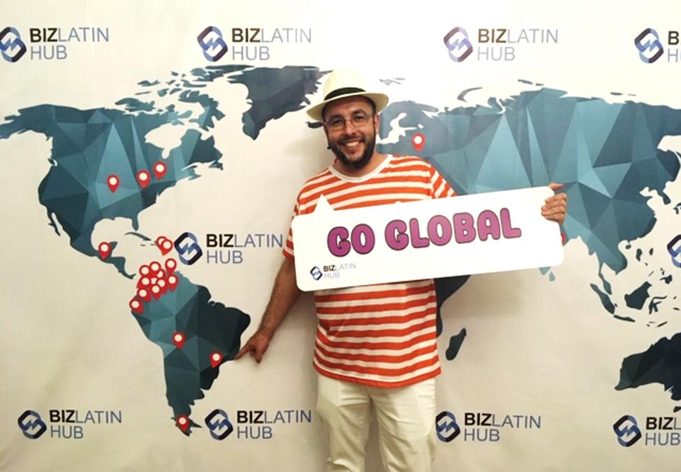 Conozca a Gabriel Zago, Country Manager de Biz Latin Hub Brasil