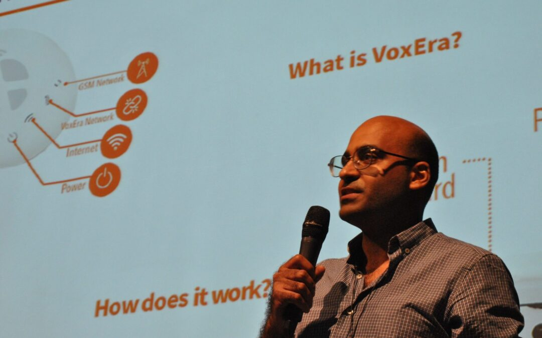CEO and Seed Award Winner Amr Elghandour Discusses Entrepreneurship in Chile
