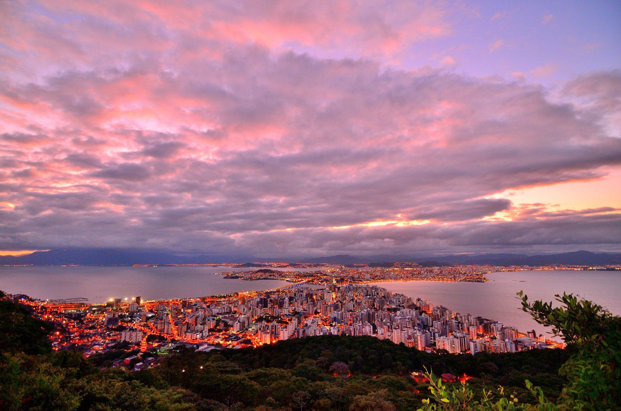 City in Brazil.