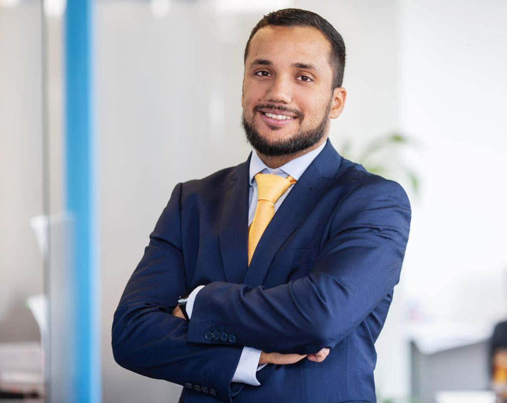 Julián Arrayago, Biz Latin Hub's Corporate Accountant in Chile.