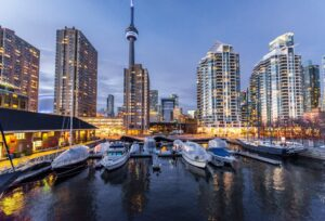 Toronto, one of the most benefited cities by the Canada-Peru Free Trade Agreement.