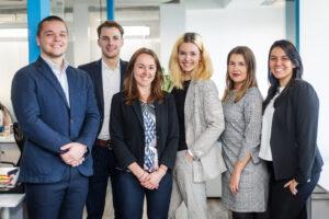 Biz Latin Hub Marketing team