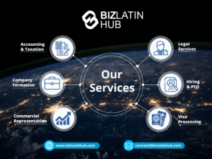 Biz Latin Hub market entry and back-office services