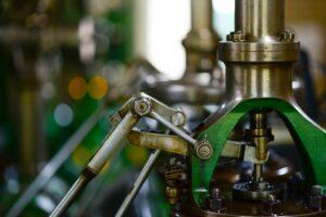 Close up shot of Australian manufacturing equipment