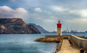 Image of Cartagena Port
