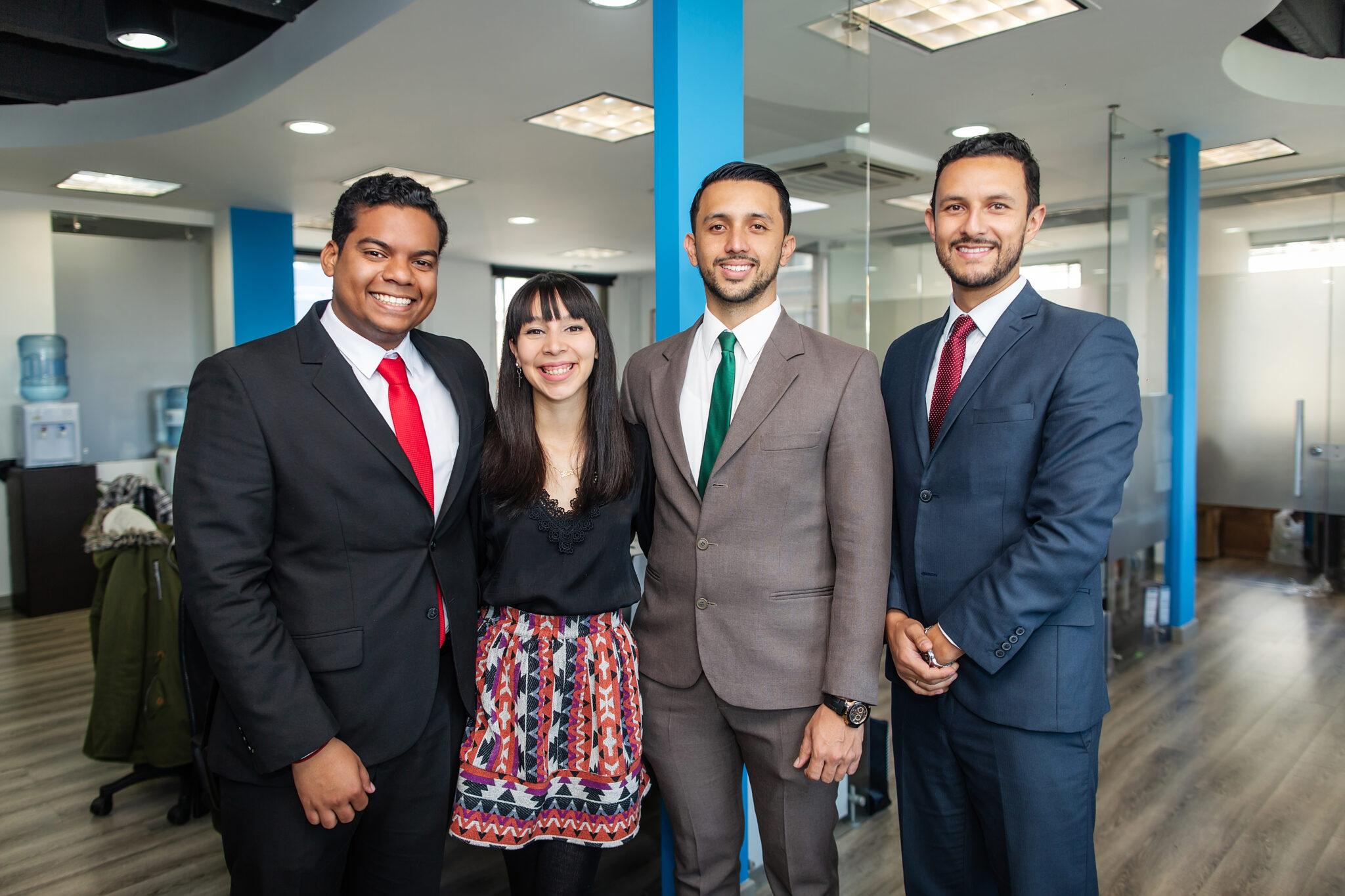 Equipe do Biz Latin Hub encarregada de emitir a atualização regulatória de junho de 2020.