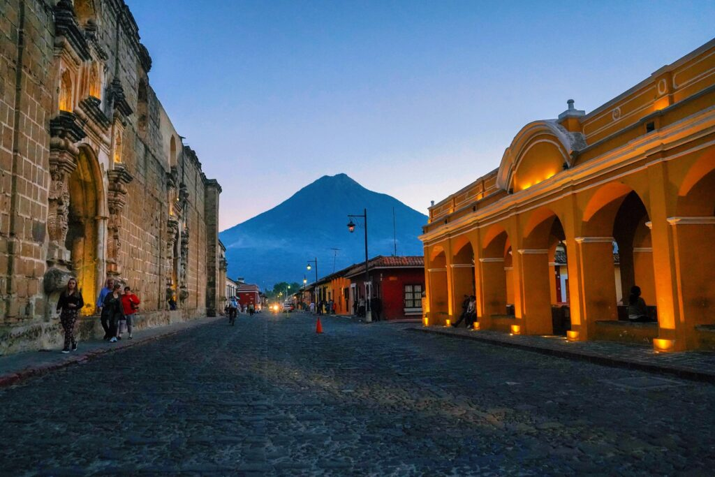 Antigua Guatemala, where you may wish to seek payroll outsourcing