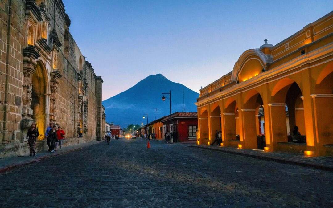 Advantages of doing business in Guatemala