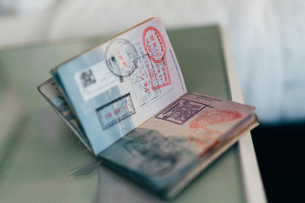 A passport must be valid for 6 months to be given a work visa in Chile
