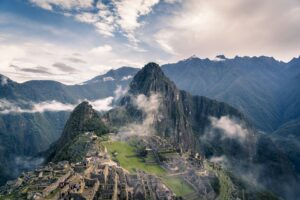 Machu Picchu in Peru, where you will need corporate legal servives if you are planning to launch a business
