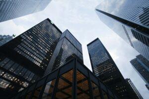 A photo of skyscrapers representing Latin America business