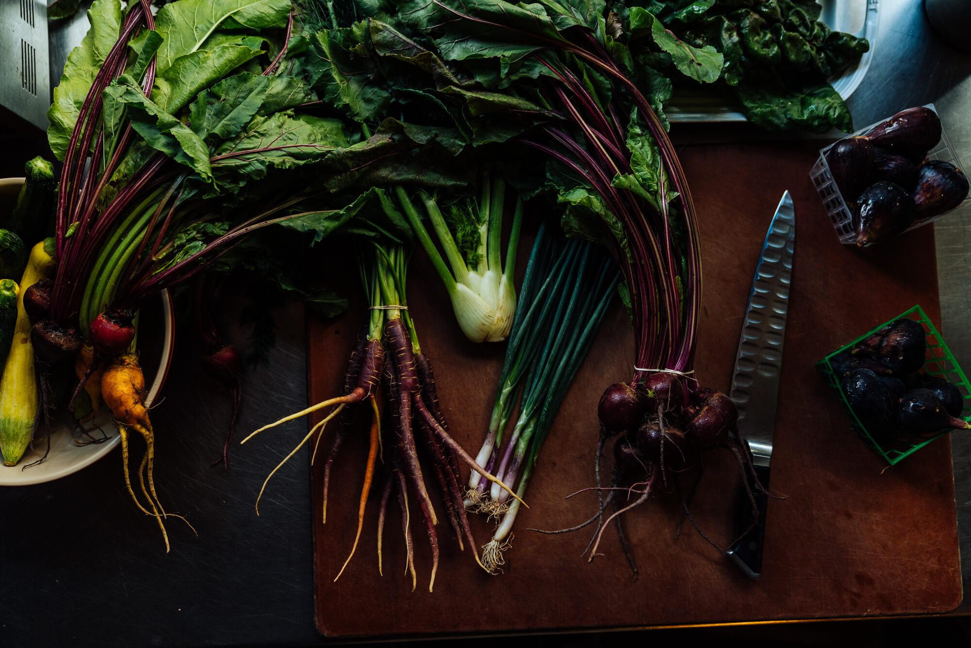 farm to table fresh ingredients