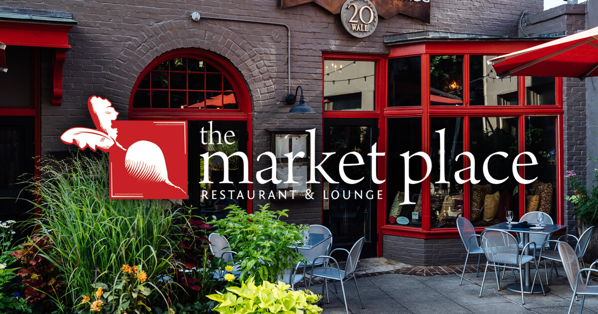 The Market Place In Asheville North Carolina