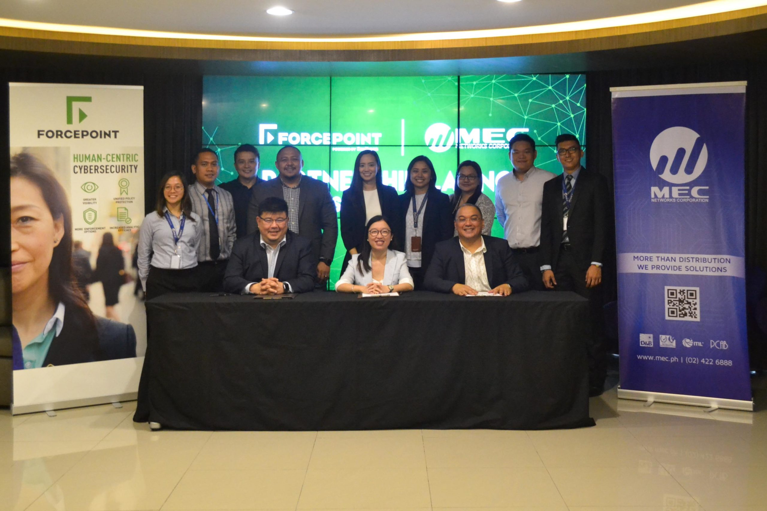 MEC Now Distributes Forcepoint