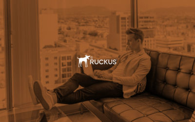 Better Hotels with Ruckus IoT Ecosystem