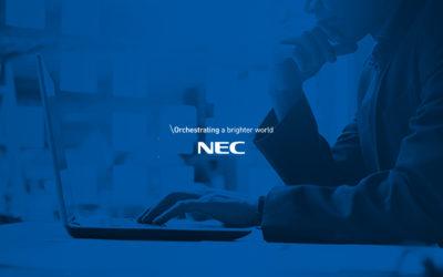NEC's New Vision for the Smart Enterprise