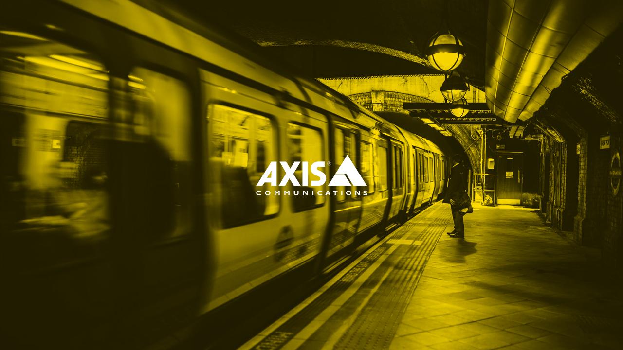The value of smarter, safer video surveillance in public transport