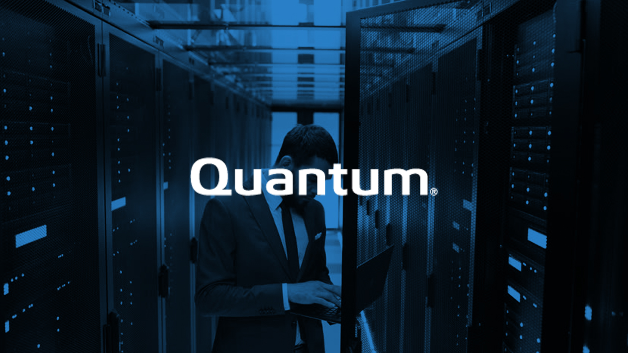 "Quantum: The ""Chill Factor"" in a Secured Backup and Archive Solution"