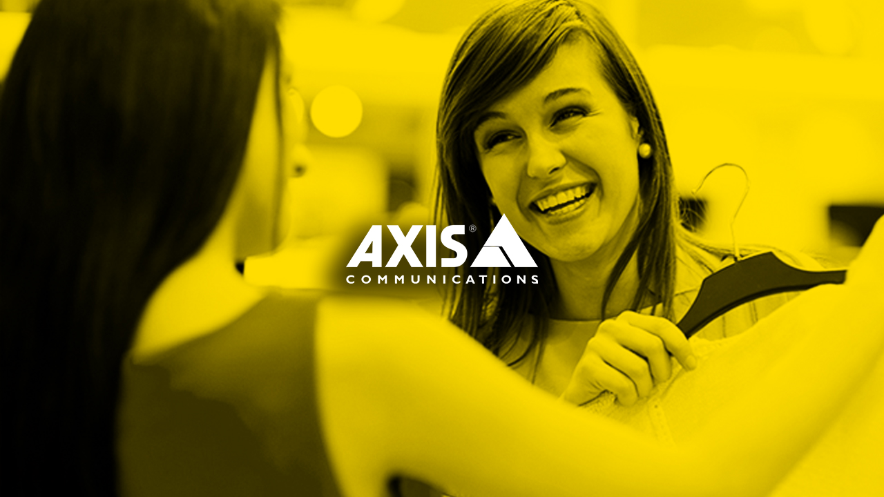 Axis: The Benefits of Network Audio in Retail
