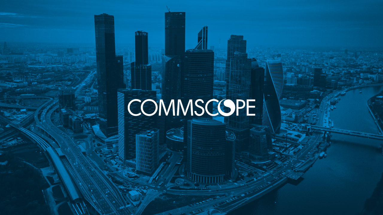 CommScope Explains What IoT, 5G, and Smart Cities All Have In Common