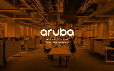 A Peek Inside Aruba's Smart Digital Workplace Ecosystem